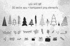 Scandinavian Christmas trees Product Image 7