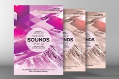 Winter Sound Flyer Product Image 2