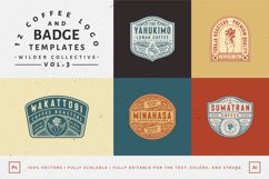 12 Coffee Logo and Badge Templates Product Image 1