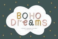 Boho Dreams - Web Font Product Image 1