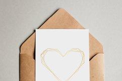 Gold frames set Product Image 3