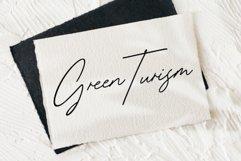 Gardenia Summer Monoline Script Font Product Image 4
