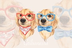 Dogs. Watercolor Product Image 1