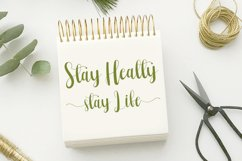 Stayhome - Web Font Product Image 5