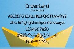 Dreamland // Handwritten Font Product Image 4