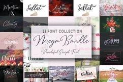 23 Font Bundle Product Image 1