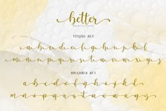 Better Modern Calligraphy Product Image 6