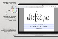 Wedding Welcome Template Product Image 3