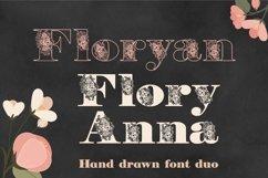 Floryan & FloryAnna Font Duo Product Image 1