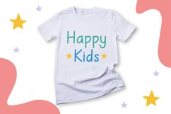 Childlet - Kids Cheerful Font Family Product Image 2