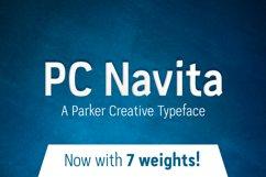 PC Navita Friendly Geometric Font Product Image 1