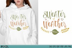 Fall Bundle SVG, Autumn Bundle, Thanksgiving, EPS DXF PNG Product Image 4
