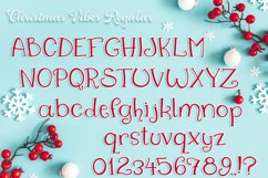Christmas Fonts Bundle   Christmas Monogram Font Product Image 3