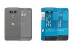 LG G5 Mobile Skin Design Template 2016 Product Image 1