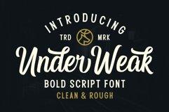 Under Weak Font Product Image 1