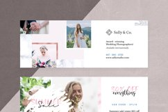 Canva - Marble Facebook Cover Pack Product Image 8