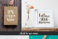 Melony Script, Hand Drawn Brush Font Product Image 3