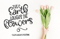 Blossomy - Font Duo Floral Doodles Product Image 3