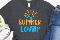 Summer Lovin SVG, Summer SVG, Beach SVG Product Image 2