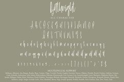 Birthright - Modern Calligraphy Font Product Image 3