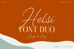 Helsi Font Duo Product Image 1