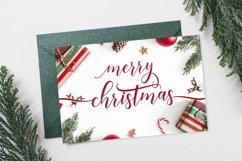 Happy Christmas Script Product Image 3