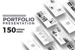 Portfolio - Presentation Template Product Image 1