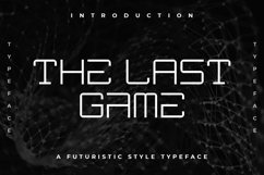 The Last Game Product Image 1