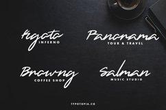 Betran Hand Drawing Font Product Image 3