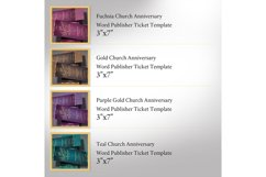 Church Anniversary Word Publisher Ticket Bundle Product Image 2