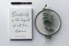 Rachelyne - Modern Calligraphy Font Product Image 4