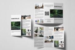Multipurpose Trifold Brochure Template | Portfolio Brochure Product Image 1