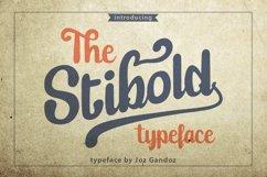 Stibold Typeface Product Image 1