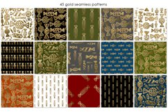 GOLD CANDY patterns set Product Image 3