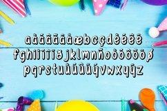 Web Font Happy Birthday Font Product Image 5