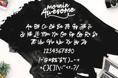 Mornin Awesome Typeface Product Image 5