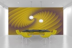 3d Abstract Spiral Modern Background Wallpaper Product Image 1
