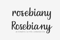 Goldiana - Font Script Product Image 5