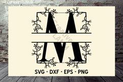Vine Alphabet Monogram Set Product Image 2