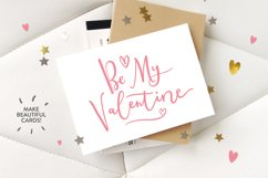 Be My Valentine, 6 letterings Product Image 3