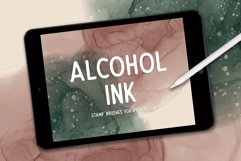 ALCOHOL INK STAMPS FOR PROCREATE Product Image 1