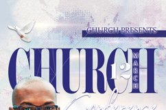 Church Flyer Product Image 3