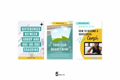 Traffic Generating Video Animated Pinterest Pin Pack | Canva Product Image 6