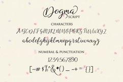 Dogma Script   WEB FONT Product Image 6