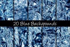 100 Shiny Foil Festive Backgrounds Product Image 6