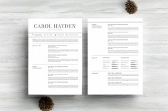 Resume Template 3 Pages Product Image 4