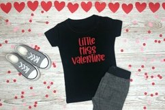 Web Font Love & Coffee - A Hand-Lettered Valentine's Day Fon Product Image 4