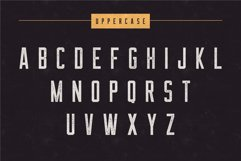 The Farmer Font - Condensed Typeface Product Image 5
