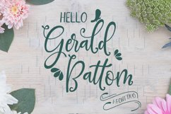 Gerald Battom-FONT DUO Product Image 1