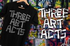 Urban Sketart - Creative Graffiti Lettering Font Product Image 4